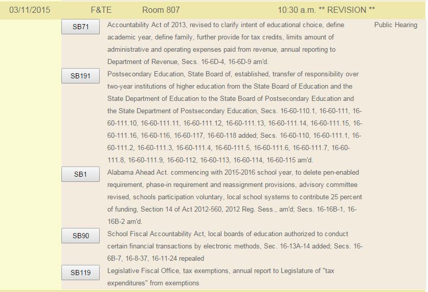 031115 FTE Committee Senate