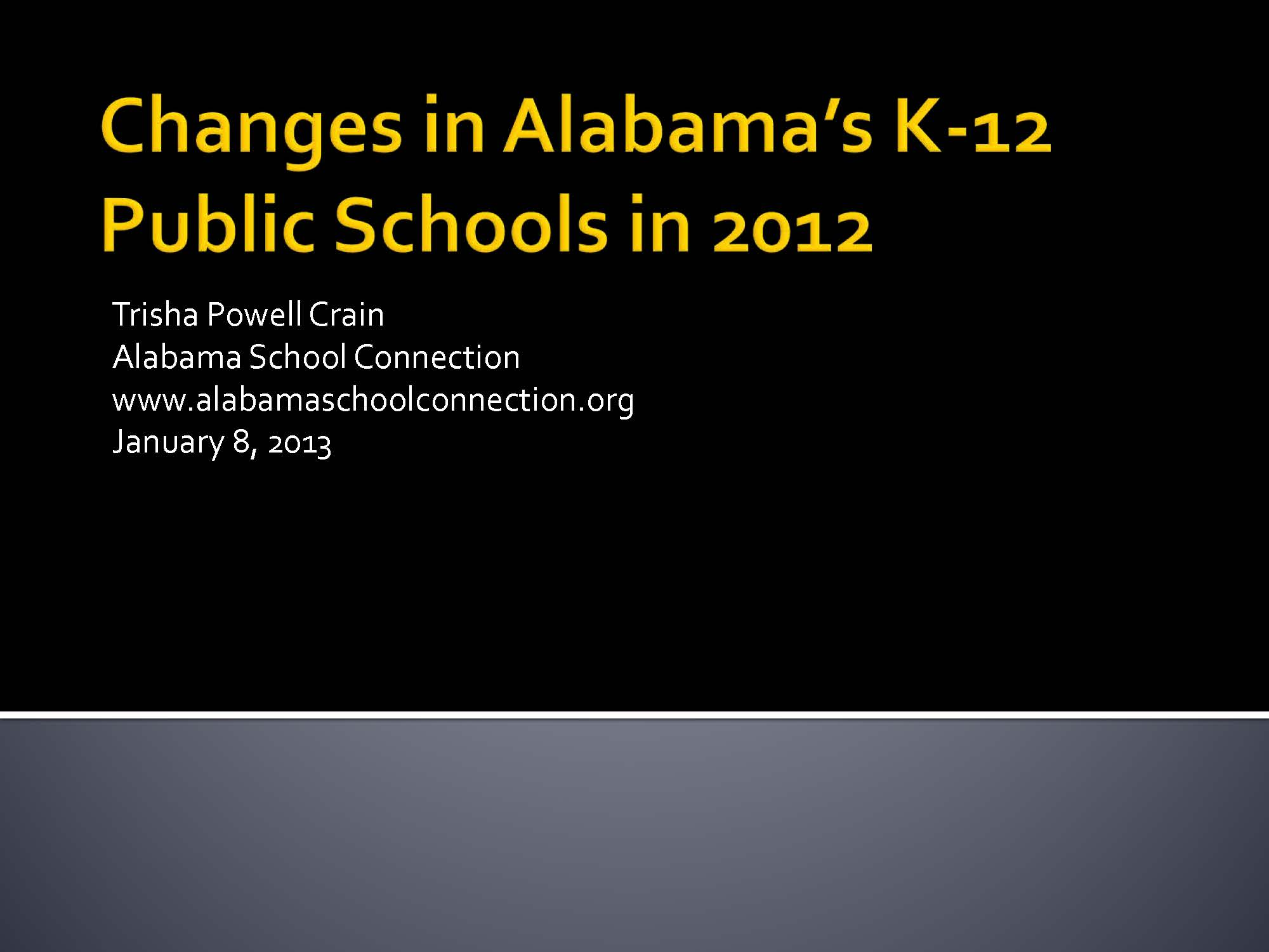 Pages from Color - Changes in Alabama's K-12 Public Schools in 2012