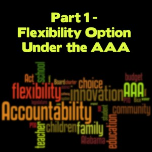 Part 1 - Flexibility under the AAA