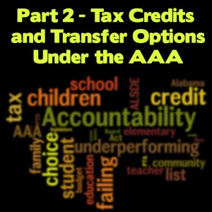 Part 2 - Tax Credits and Transfer Options - AAA