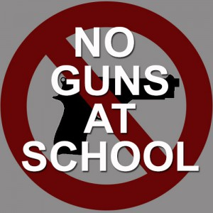 No Guns at School