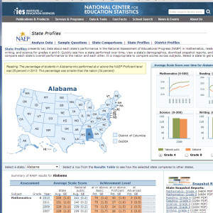 NAEP State Profile