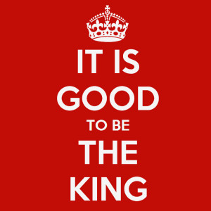 GoodtobetheKing