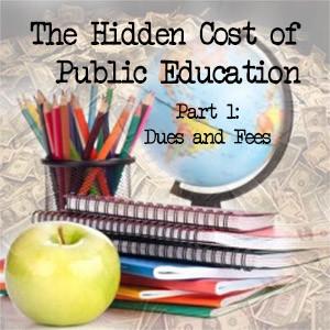 Hidden Cost of Public Education Part 1