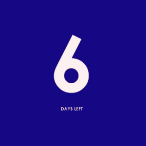6 Days Left