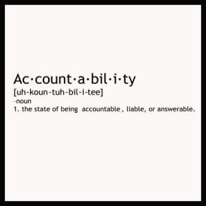 AccountabilityDef