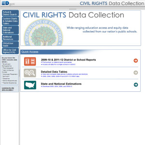 Civil Rights Data Post