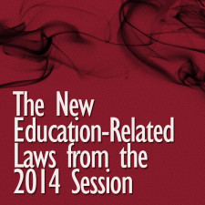 New Ed Laws
