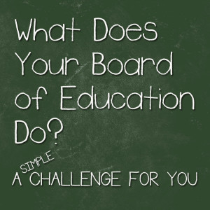 What does your BOE do