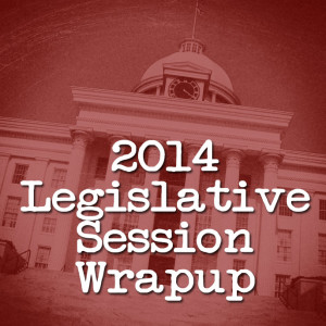2014 Legislative Session Wrapup