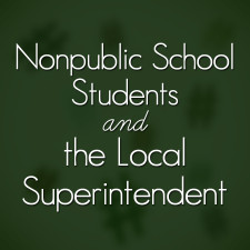 Nonpublic School Students