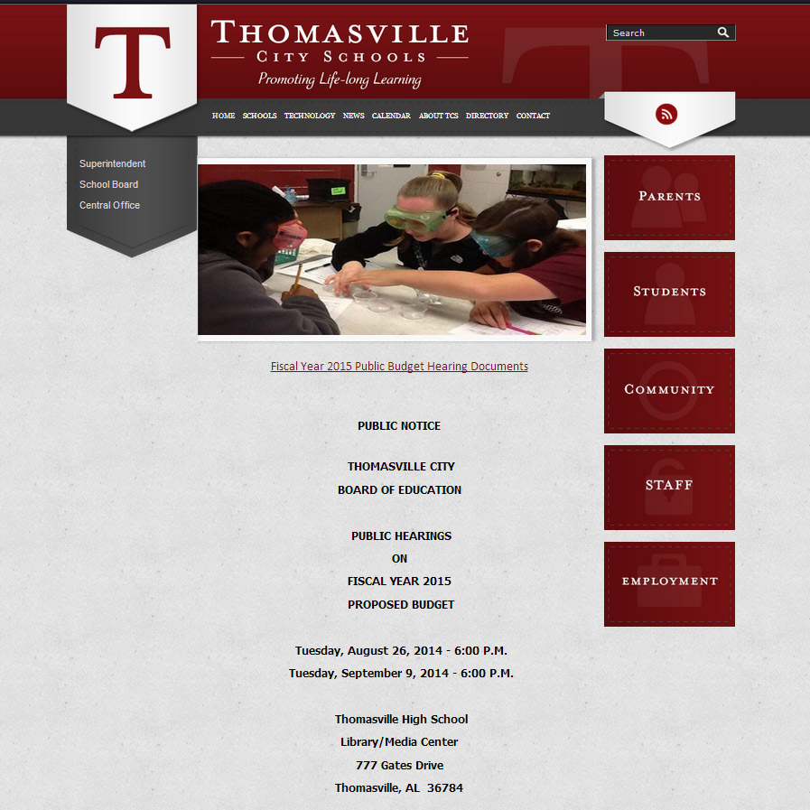 ThomasvilleCity
