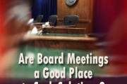Board Meeting Solutions