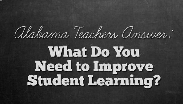 Alabama Teachers Answer