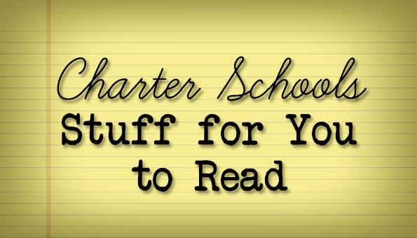 Charter Schools Read