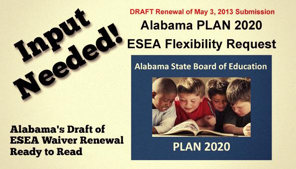 ESEA Waiver Renewal