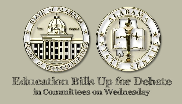 Ed Bills Up for Debate
