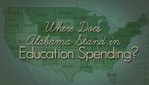 Ed Spending Nationwide