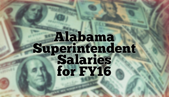FY16 Superintendent Salaries