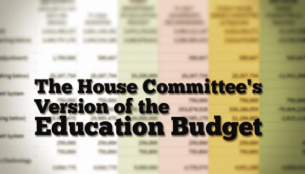 House W&ME ETF Budget Proposal