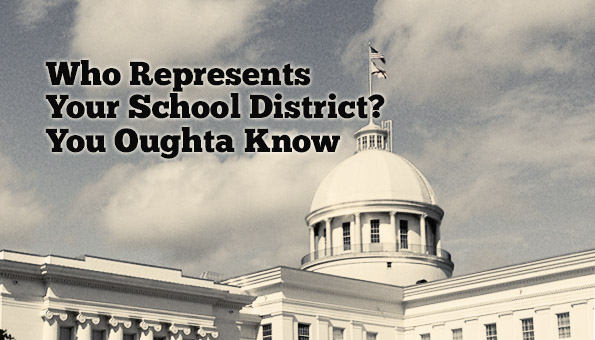 Legislators and School Districts