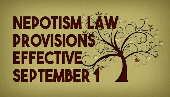 Nepotism Law Provisions_1