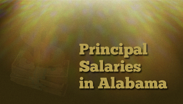 Principal Salaries in Alabama