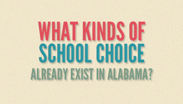 School Choice in Alabama1