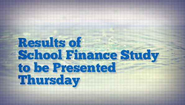 School Finance Study Results
