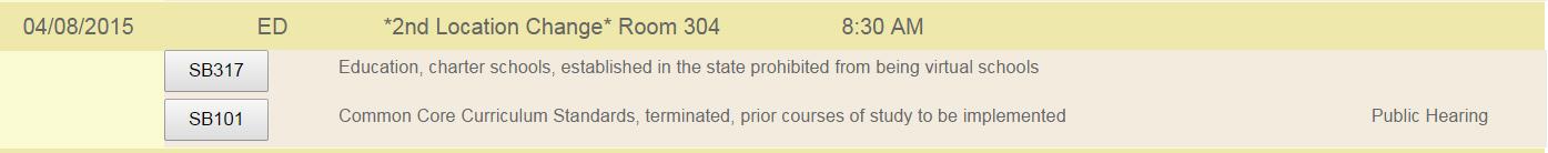 Senate Ed Committee v2 040815