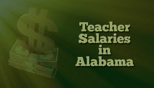 Teacher Salaries in Alabama