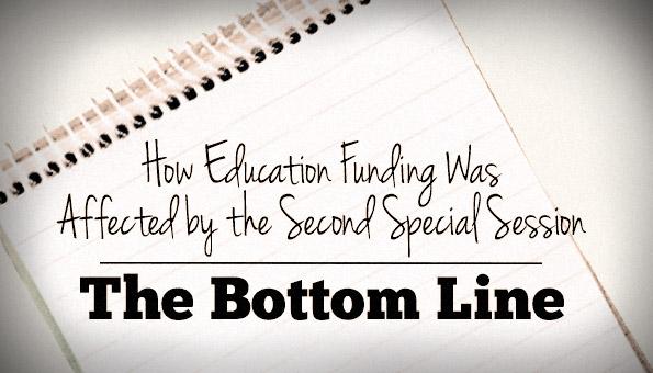 The Bottom Line Ed Funding
