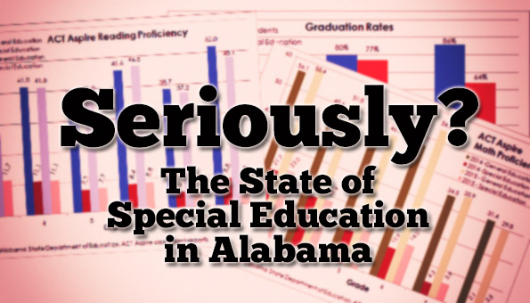 The State of Special Education in Alabama
