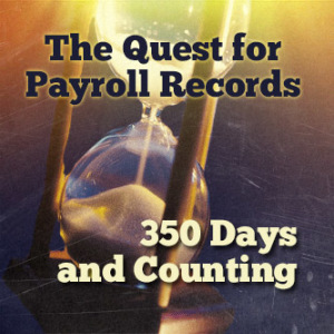 TheQuestforPayrollRecords