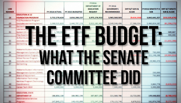 What the Senate Committee Did