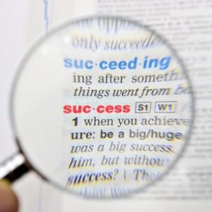 how do you determine success