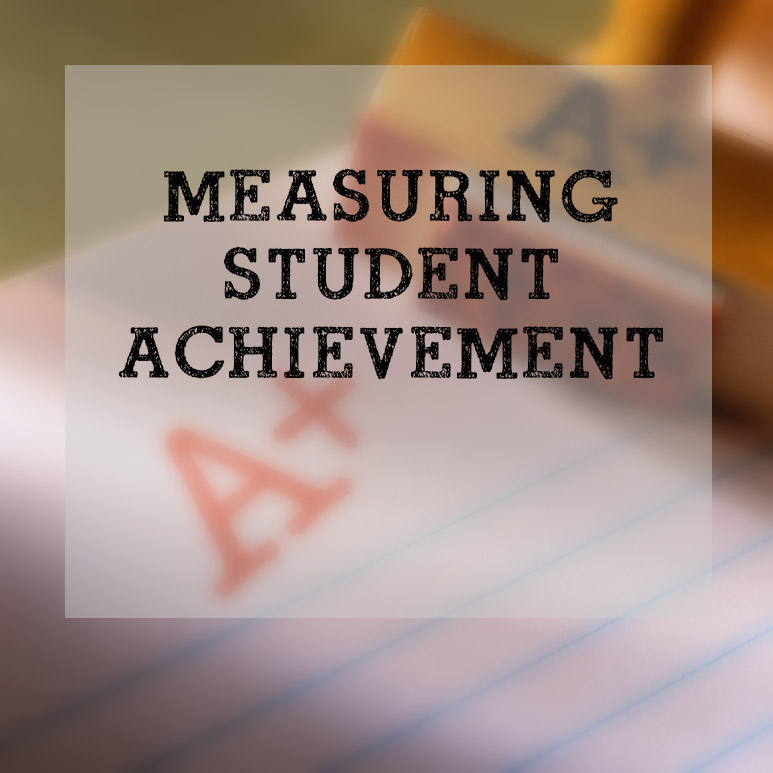 measuring the academic achievement and english Predicting second language academic success in english 335  these tests  these tests measure continuous linguistic, cognitive, and academic growtlt in.