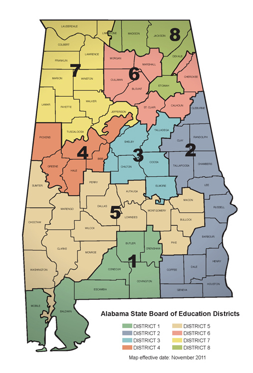 Alabama School Connection  State Board Of Education