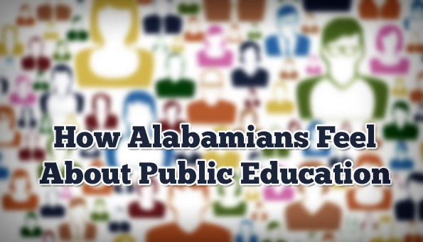 How Alabamians Feel About Public Education